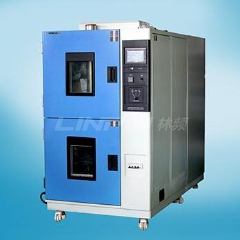 高低温冲击箱出现循环水压力不足时的解决方